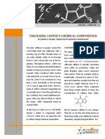 Unlocking Coffee's Chemical Composition