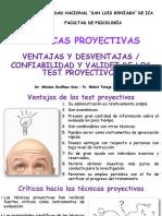 Tecnicas Proyectivas Clase 03