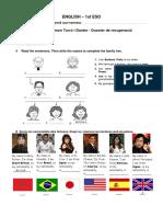 English 1r ESO DossierRecuperacioSetembre