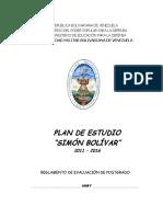 REGLAMENTO DE EVALUACION DE LA UMBV POSTGRADO 20120131.pdf
