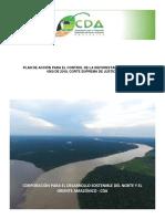 Plan de Accion Para El Control de La Deforestacion Sentencia 4360 de 2018.