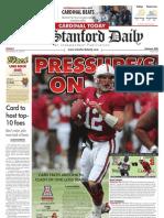 The Stanford Daily, Nov. 5, 2010
