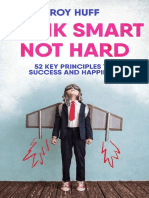 Think Smart Not Hard - 52 Key Principles To Success and Happiness.epub