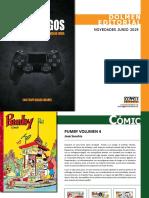 Dossier Novedades Junio 2019