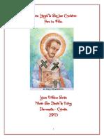 Divina Liturgia de San Juan Crisóstomo para los fieles