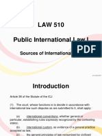Sources of IL