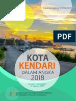 Kota Kendari Dalam Angka 2018