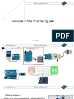 Arduino in the Interfacing Lab