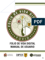 Instructivo de Usuario FOVID 01