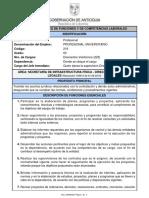 Orientaciones Generales Para La Implementación de La Cátedra de La Paz
