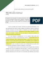 (2007) Castel. Domesticar El Mercado Con Reorganizaciones Laborales
