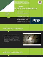ASPECTOS GENERALES SOBRE ALCANTARILLAS