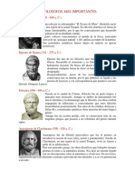 12 Filosofos Mas Importantes