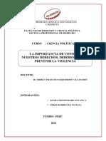 """""""El Acto Jurídico en El Código Civil Del Perú de 1984"""""""