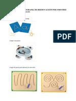 Materiales Programa Recuperación Grafomotriz2