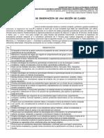 Instrumento de observación convocatoria 2019 DOCENTES