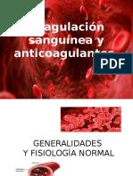 Coagulación Sanguínea v2.0
