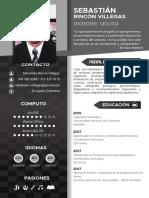 CV Sebastian Rincon Villegas