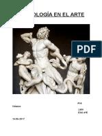 La Mitología en El Arte