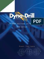 Dyna Drill Spec Sheets