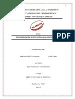 09 Act. 14 Responsabilidad Del Registrador en La Calificacion de Titulos