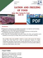Refrigeration Load