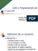 Planificacion Proyectos clase1