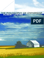 The Philosophy of Ownership