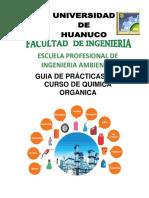Guia de Practica de Laboratorio de Quimica Organica