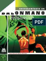 Entrenamiento en Balonmano (Spanish Edition) (2003)