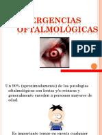 Emergencias Oftalmologicas