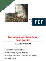 Mecanismos de Solución de Controversias 1