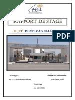 Rapport de Stage Dhcp Failover