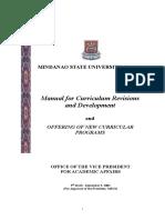 Curriculum Revision Msus Copy 8