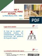Sesión 4  PPT El Oncenio de Leguia (1).pptx