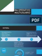 Sistema Operativo Multiusuario