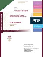 7a Cte Secundaria Ficha 2018-19