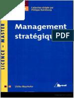 Management Strat 233 Gique