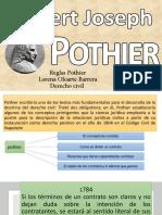 Pothier y Su Interpretación Sobre Los Contratos
