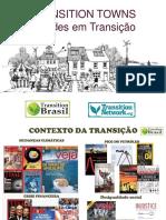 Apresentação Transition Talk | Isabela Menezes