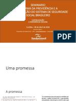 Seminario Curitiba- Previsión
