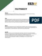Factsheet SZN