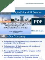 06 Digital SS and SA Solution - NR