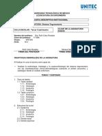 Carta Descriptiva Sistema Tegumentario 19-3