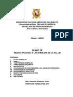 Silabo Inglés 2019 i Revisado