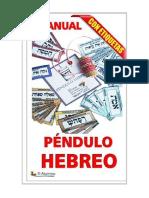 Manual Pendulo Hebreo Copia