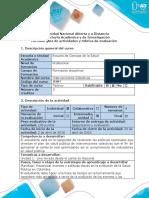 Guía de Actividades y Rúbrica de Evaluación - Paso 2 - Planificar