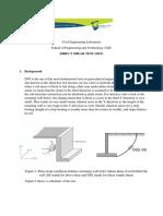 Civil Engineering Laboratory DST