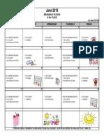 6 - 2019 June Activity Calendar Broadway Station