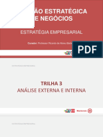 GEN Estratégia Empresarial Trilha 3